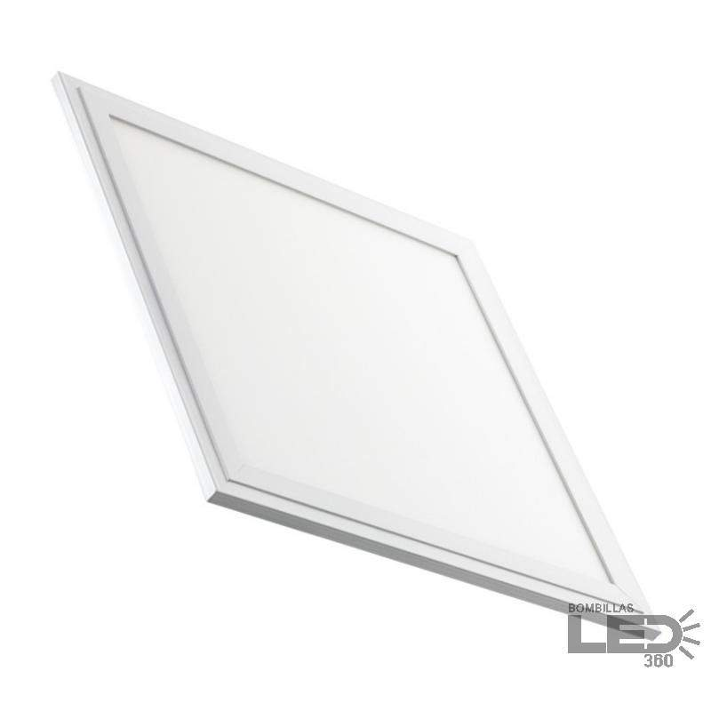 Panel LED Slim Emergencia 60x60cm 40W 4000lm Blanco
