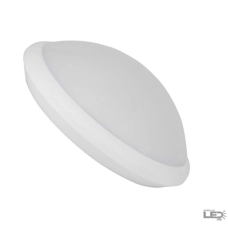 Plafón LED detector de movimiento 16W