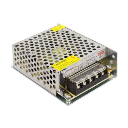 Fonte de alimentação de fita LED 12V 36W.