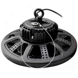 Campana LED UFO Lumileds Meanwell 100W