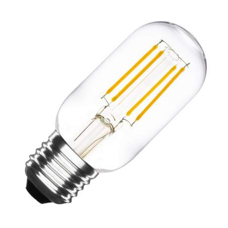 Bombilla LED Vintage E27 Regulable Filamento T45 4W