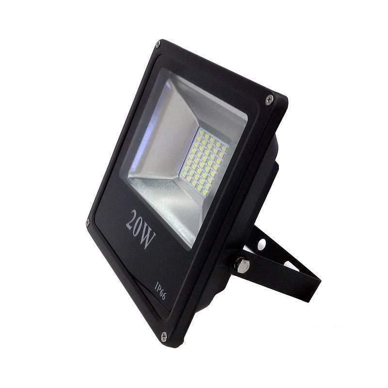 Foco led 20W SMD IP65