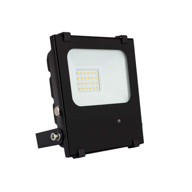 Proyector LED Lumileds con Detector de movimiento 20w Regulable