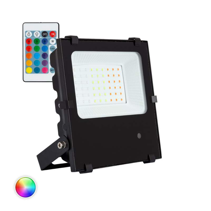 Proyector LED Lumileds RGB 30W Regulable