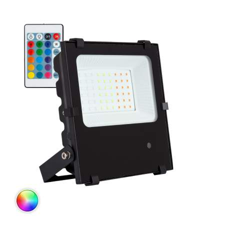 Proyector LED 30W RGB Lumileds Regulable