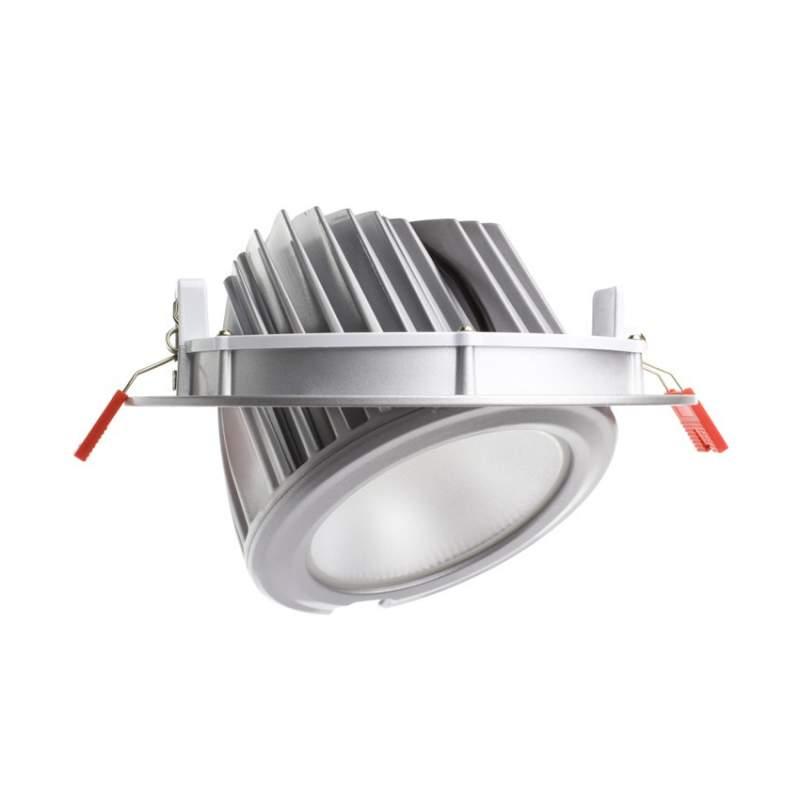 Foco led direccionable Samsung 60W Circular Plata Lifud