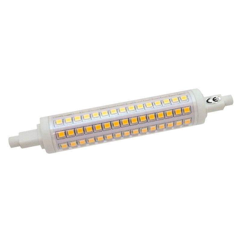 Bombilla Led Lineal 10W R-7S 118mm