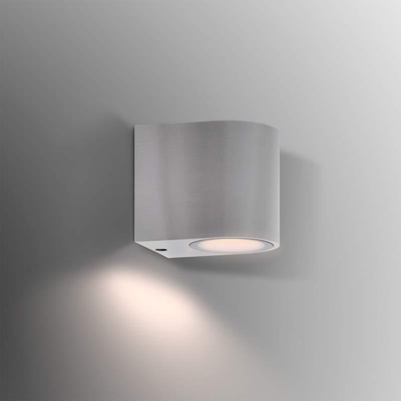 Aplique Pared Oval Alumino