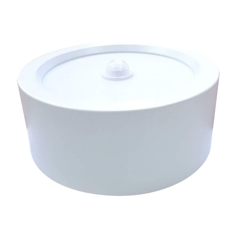 Plafón LED 20W con detector RADAR de movimiento