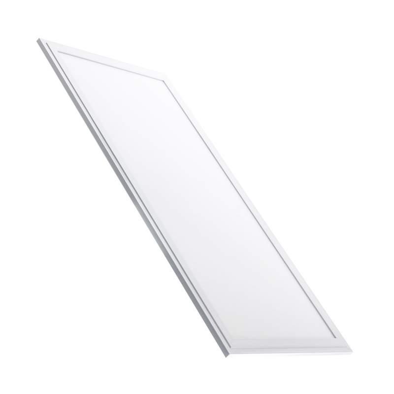 Panel led slim 60x30 25W marco blanco