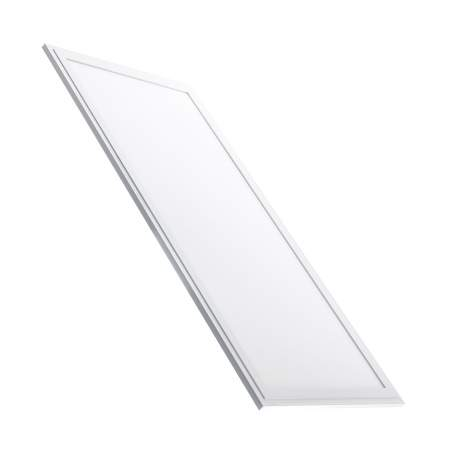 Panel led slim 60x30 25W marco blanco