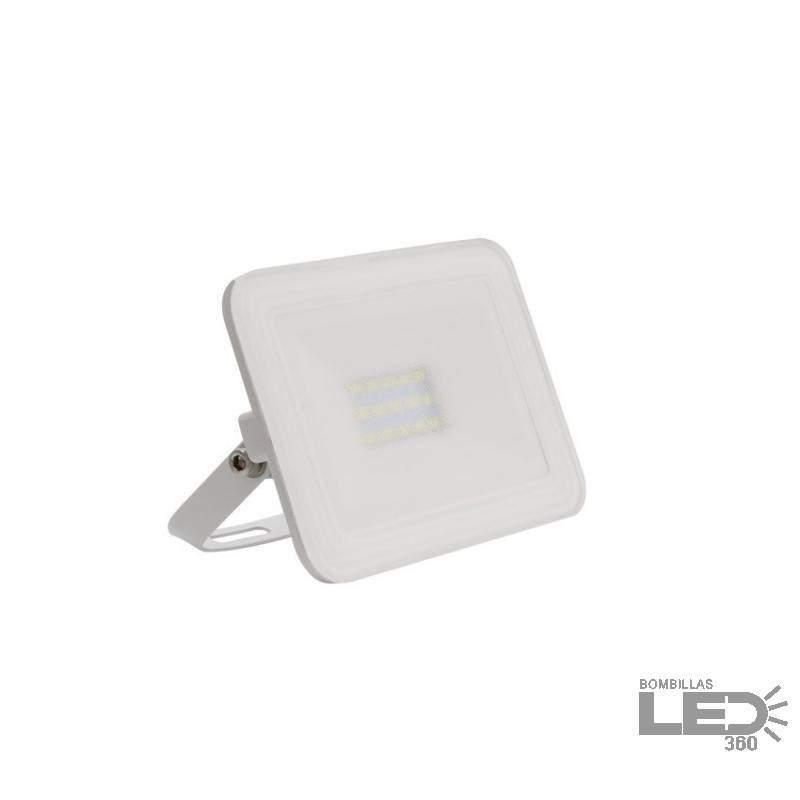 Foco LED Ultrafino Cristal 10W Blanco