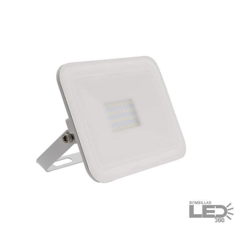 Foco LED Ultrafino Cristal 20W Blanco