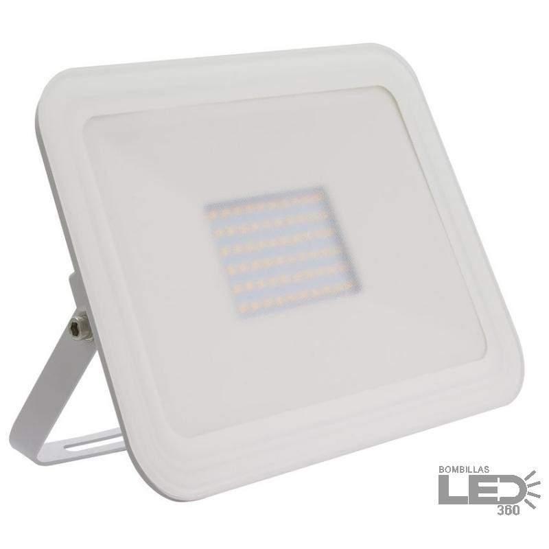 Foco LED Ultrafino Cristal 100W Blanco