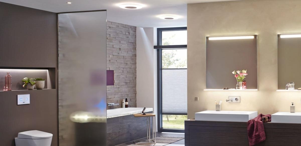 luces para baños