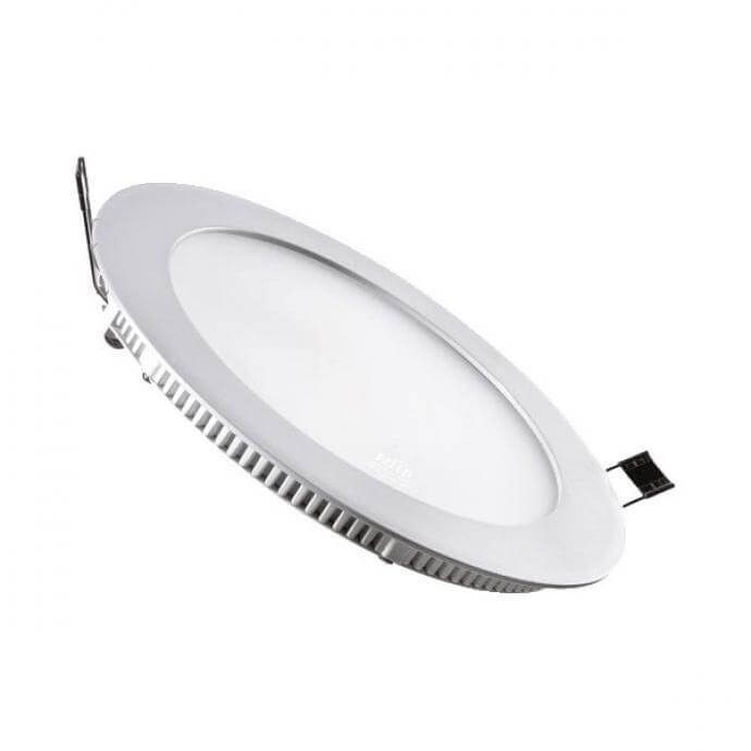 Downlight redondo blanco